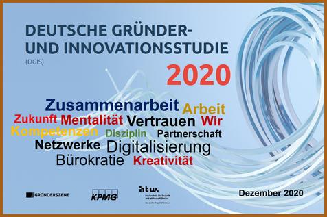 Die Gründer- und Innovationsstudie 2020