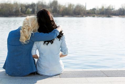 vrienden kwijtraken door ziekte