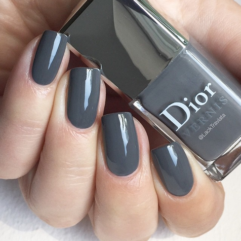 swatch Dior Gris Montaigne 707 by LackTraviata