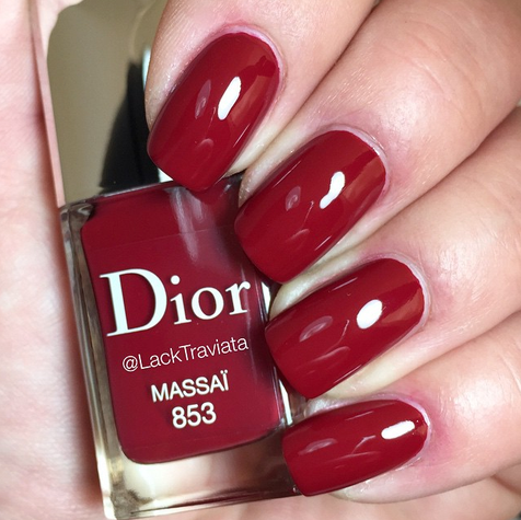 swatch Dior Massaï 853 by LackTraviata