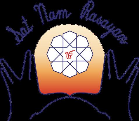 Sat Nam Rasayan Logo