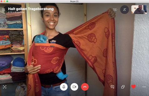 Trageberatung_München_Online_Beratung_Halt_geben_Baby_Tragen_Tragetuch