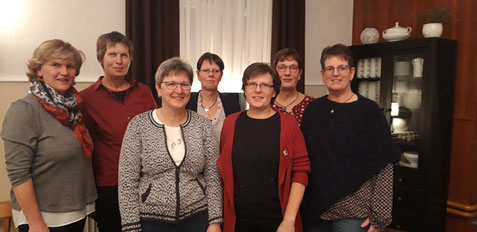 Vorstand LFV Ekebergkrug u.U. eV