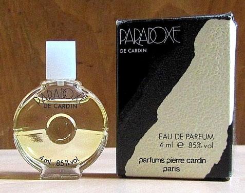 CARDIN P. - PARADOXE DE CARDIN : EAU DE PARFUM 4 ML