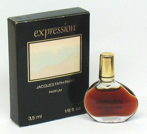 JACQUES FATH - EXPRESSION : PARFUM 3,5 ML