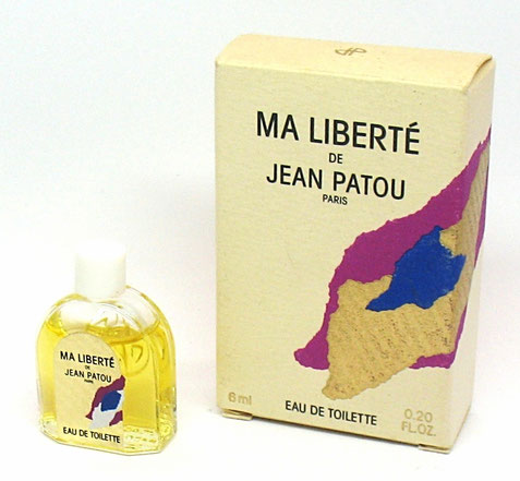 MA LIBERTE - EAU DE TOILETTE 6 ML : MINIATURE IDENTIQUE A LA PHOTO PRECEDENTE