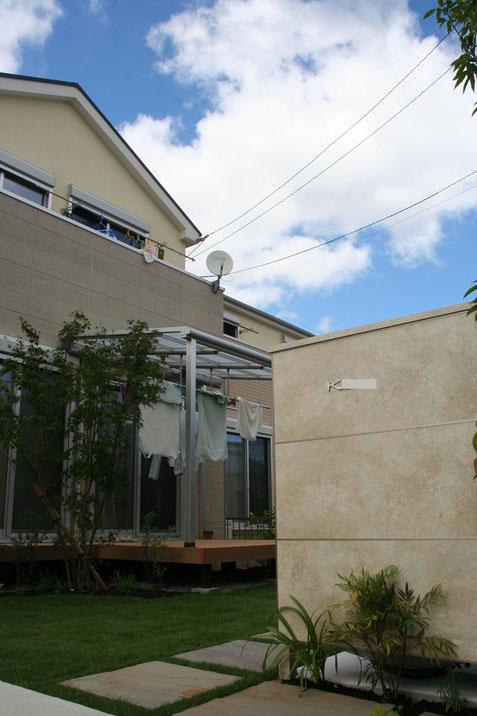 名古屋市守山区 K・R様邸 緑が素敵な自然風お庭