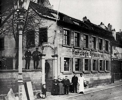 Herzog's Brauerei