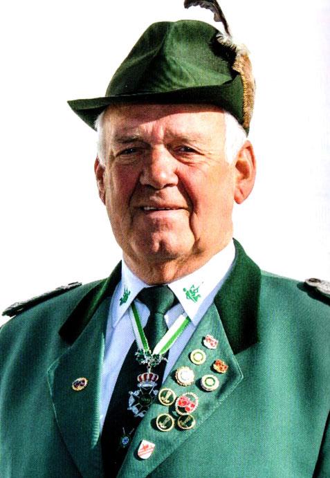 Manfred Oltmann, ab 1992 1. Vorsitzender