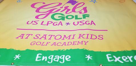 ガールズゴルフジュニアイベント