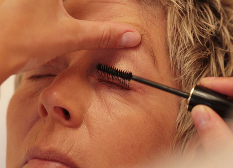 Make-up-Beratung und Typanalyse