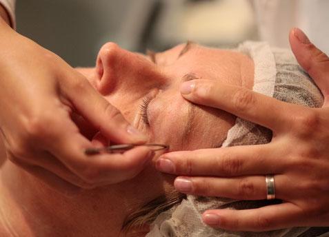 Gesichtsbehandlungen gegen Strapazen