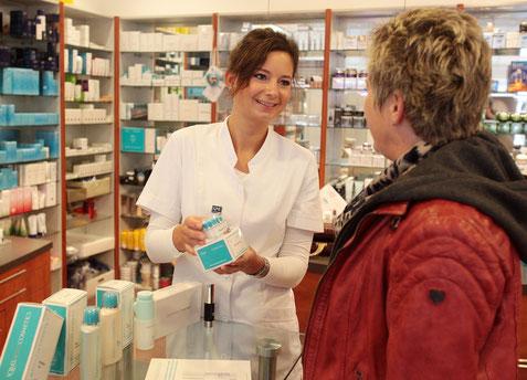 QMS Produkte beim Kosmetikinstitut Becker