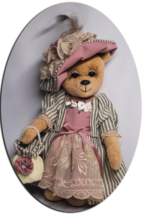 "Sammler Teddybären collectors Teddy Bears ""Josefine"" Handmade"