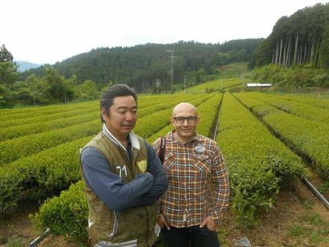 川根 静岡県 有機栽培茶 樽脇園 普通煎茶 無農薬 無化学肥料 オーガニック 山のお茶 サーシャ アレクサンダーさん