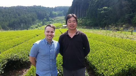 川根 静岡県 有機栽培茶 樽脇園 普通煎茶 無農薬 無化学肥料 オーガニック 山のお茶 SPIRIT TEA のライアンさん