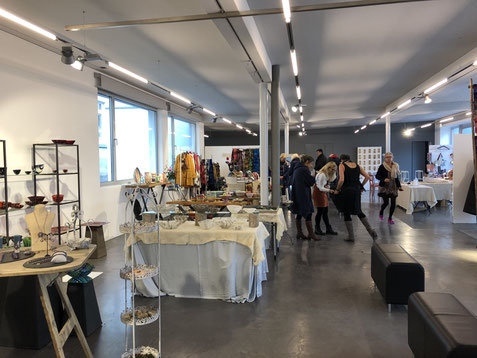 """Kunsthandwerkausstellung """"EinzigArt"""" November 2018"""