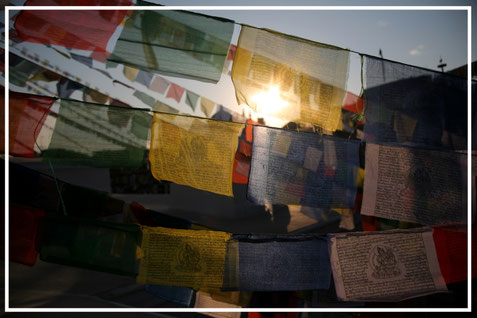 Gebetsfahnen | Buddhismus | Jürgen Sedlmayr | Reisefotograf