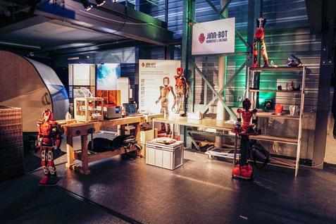 Assistenzroboter Schweiz- Man's World