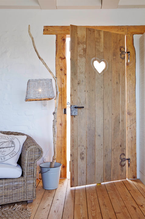 Strandhaus-Fehmarn I, altes Holz mit Charme