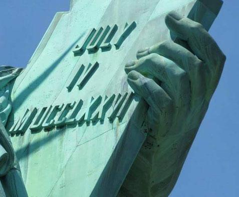 Забавные и интересные факты о Статуе Свободы