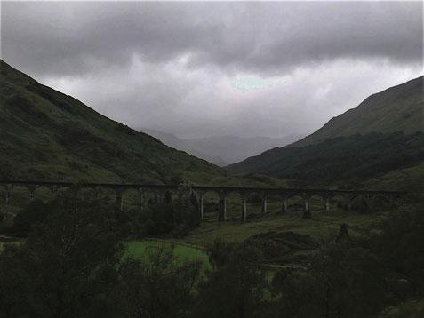 pont viaduc écosse glenfinnan