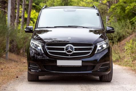 Аренда Mercedes V-class в Крыму