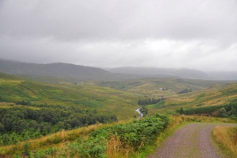 road trip ecosse, roadtrip scotland, highlands, chien, vacances, voyager avec son chien, randonnée, hiking dog