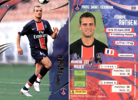 N° 088 - Jerome ROTHEN