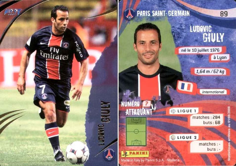 N° 089 - Ludovic GIULY