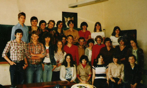 Klasse 10c 1976