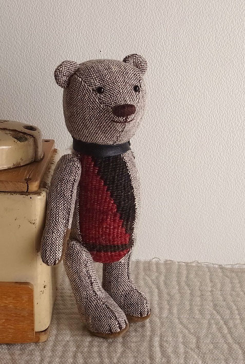 FairySaddle bear