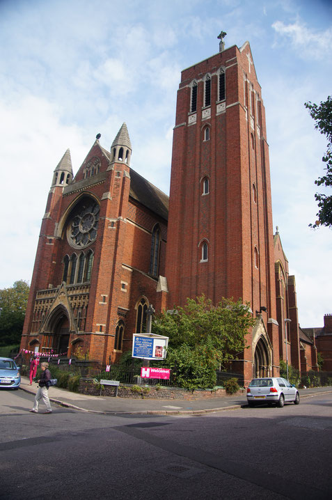 St Alban's west end - image by Tim Ellis on Flickr reusable under a Creative Commons licence.