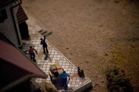 荷物をよく持ち腰痛の奈良県香芝市の男性