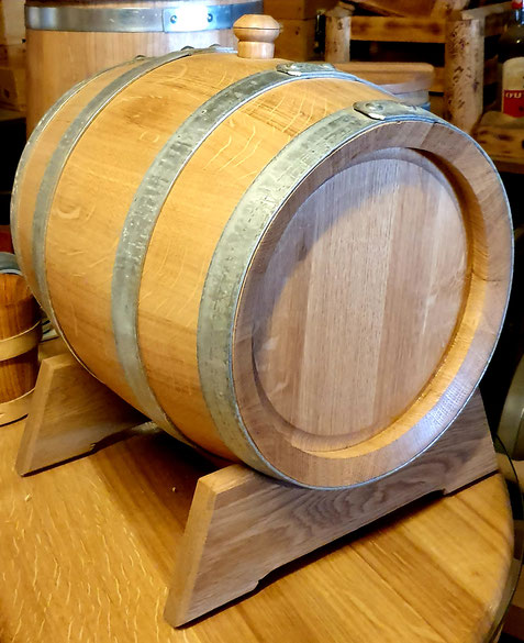 Holzfass 30 Liter