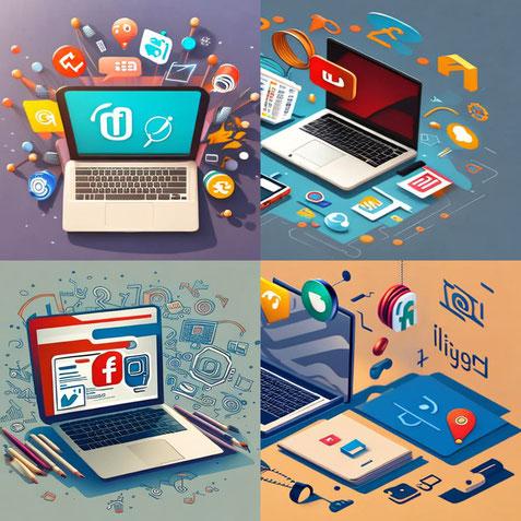 redes +sociales +social +marketing +digital +media +maldonado +uruguay +punta del este