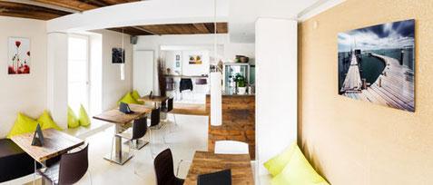 Bärlin Café Lounge Bar Innenbereich