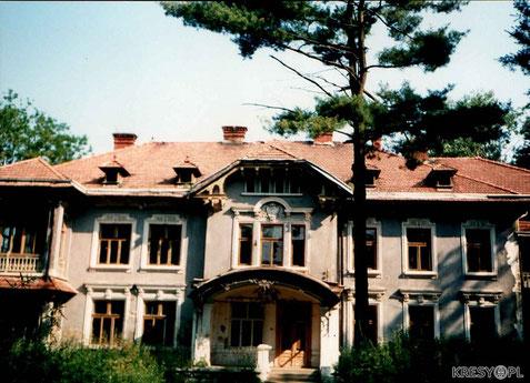 Палац Тхорницьких