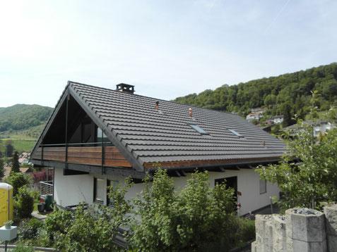 Dachsanierung Lostorf, neues Dach Olten und Umgebung, energetische Sanierung, Dachfenster auswechseln, neues Dach,