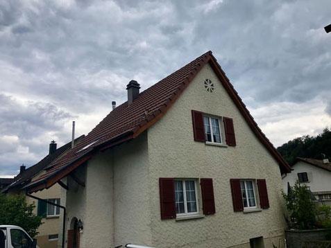 Dachdecker Trimbach, Dachdecker Olten, Dachsanierung, Dachfenster Olten, Dachfenster Trimbach