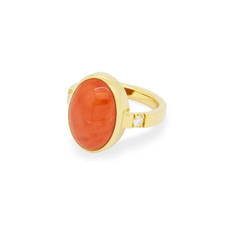 koralle-diamant-gelb-gold-ring-goldschmiede-atelier-herzog-handmade-in-austria