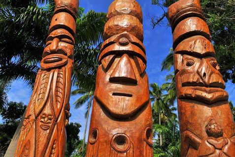 """Le religioni totemiche potrebbero, secondo la tassonomia hegeliana, inserirsi nel novero delle """"religioni della potenza"""""""