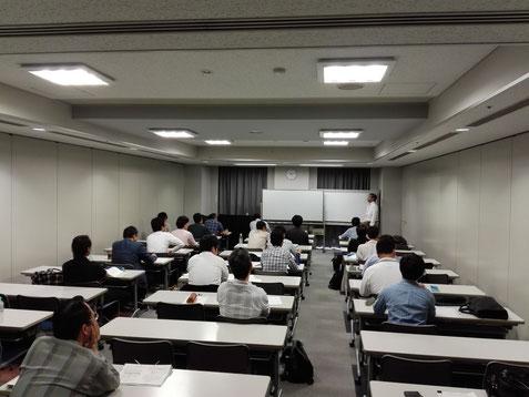 APEC氏による一般部門の講義