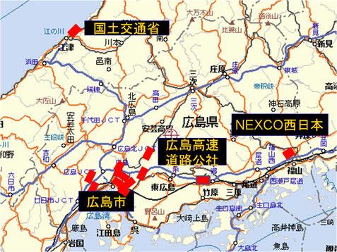 図1 本技術の施工地点図