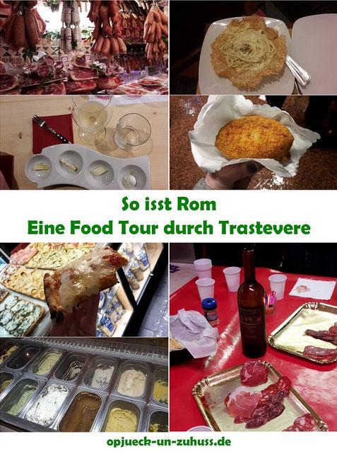 So isst Rom - Eine Food Tour durch Trastevere