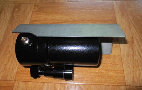 Kamera mit Schutzblech