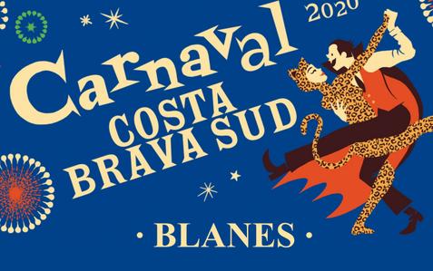 Programa del Carnaval de Blanes