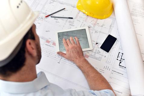 Bauprojektentwicklung und Planung