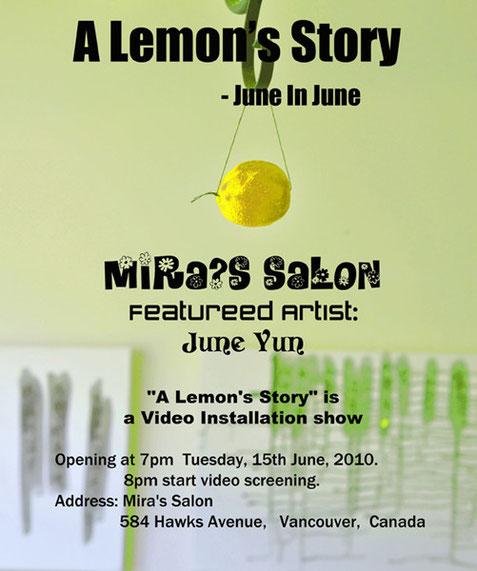 June at Mira's