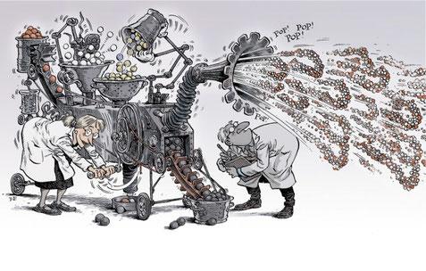 Synthèse automatisée !